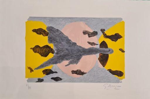 乔治•布拉克 - 版画 - Equinoxe