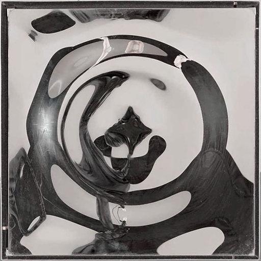 Victor BONATO - 雕塑 - Spiegelverformung Knopf-BK