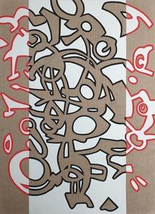Carla ACCARDI - Painting - Fiorire di Orli