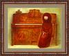 Amur KOCHISHVILI - Painting - Pianist