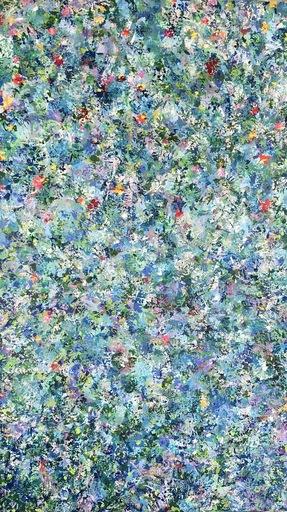 Alexandra DE GRAVE - Painting - Untitled 2016/07