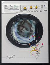Jean-Luc CURABET - Painting - Entrez, c'est hoover !