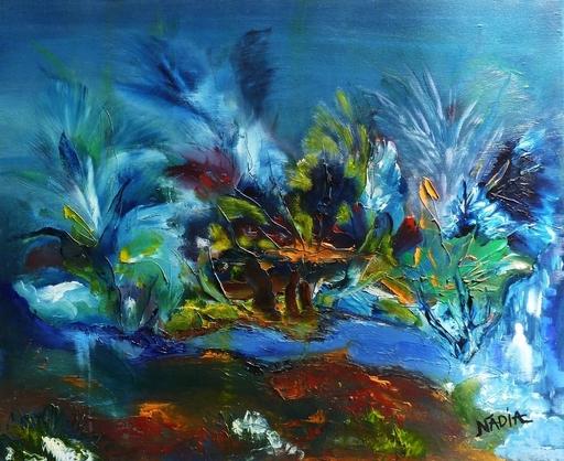 NADIA - Peinture - Le Jardin des Epices