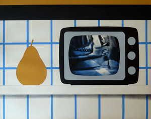 Tom WESSELMANN, TV Still Life
