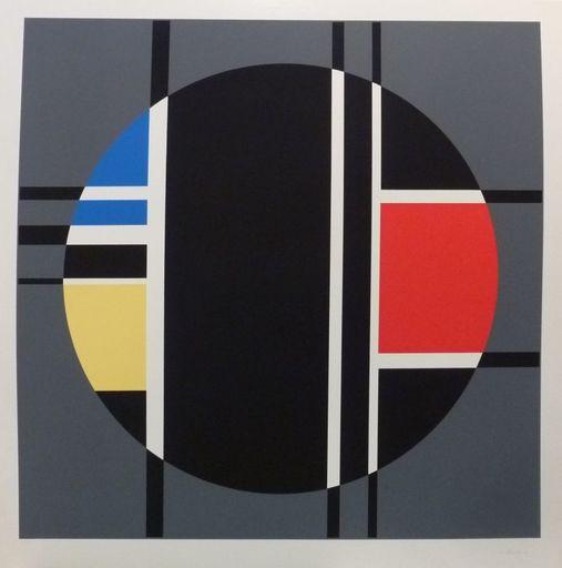 Jean Albert GORIN - Estampe-Multiple - Sans titre