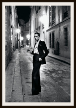 Helmut NEWTON - Fotografia - Rue Aubriot, Parisian Street 1975