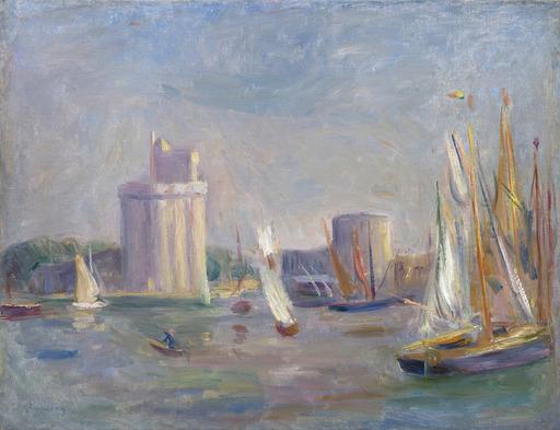 Pierre-Auguste RENOIR - Pittura - La Rochelle