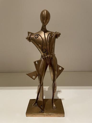 Giorgio DE CHIRICO - Skulptur Volumen - Oreste