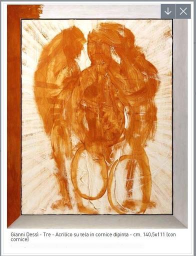 Gianni DESSI - Gemälde - Tre