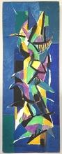 Jean CHEVOLLEAU - Peinture - Les Oiseaux