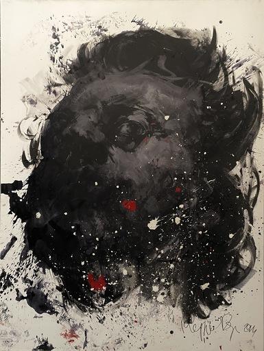 Philippe PASQUA - Gemälde - Autoportrait