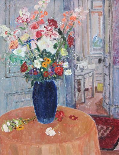 Marko STUPAR - Pittura - Bouquet de fleurs