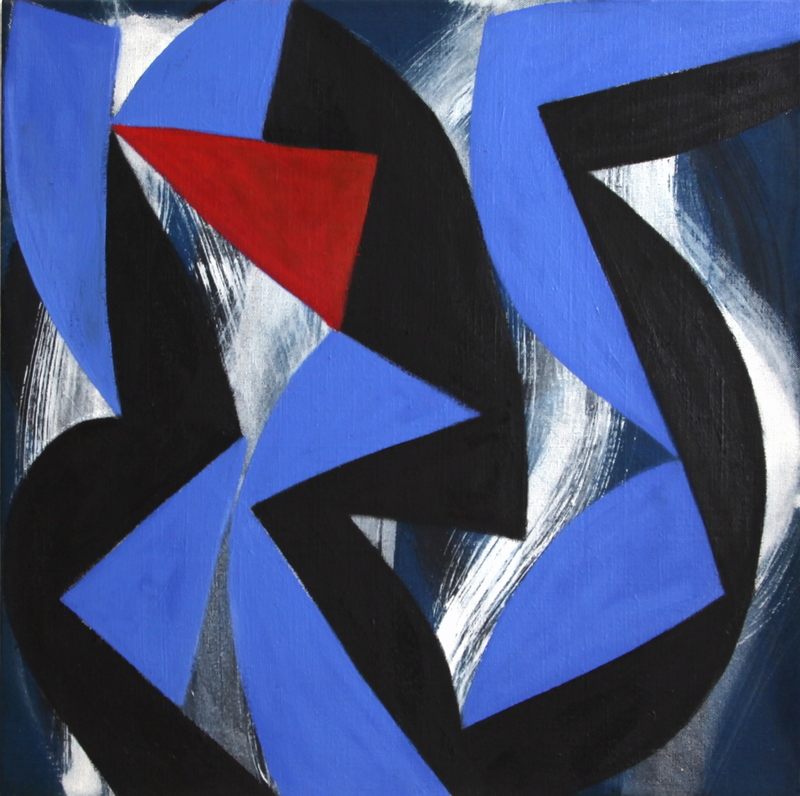 Alain CLÉMENT - Painting - 17 AV 20 P