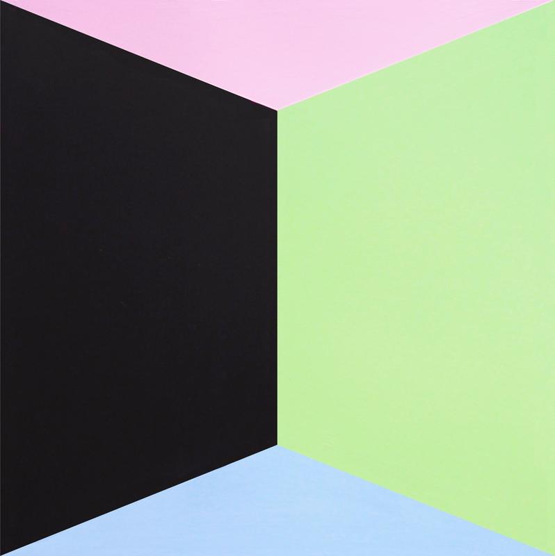 Brent HALLARD - Painting - Box II