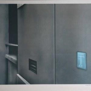 Peter KLASEN - 版画 - Sans titre (48)