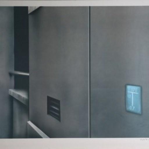 Peter KLASEN - Estampe-Multiple - Sans titre (48)