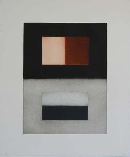 Sean SCULLY - Druckgrafik-Multiple - Liliane #5