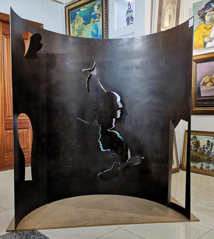 Jorge CASTILLO - Escultura