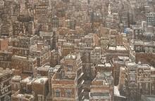 Olivier LAVOREL - Painting - Sanaa