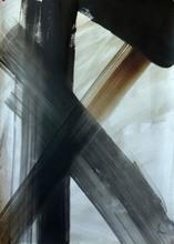 Jean-Marie PAQUES - Disegno Acquarello - Composition 1314