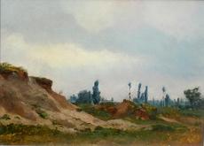 Léon BOPP DU PONT - Pintura