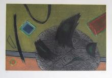 Henri GOETZ - Stampa Multiplo - GRAVURE SIGNÉE AU CRAYON NUM/60 HANDSIGNED ETCHING