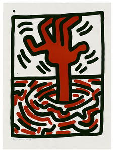 Keith HARING - Print-Multiple - Ludo