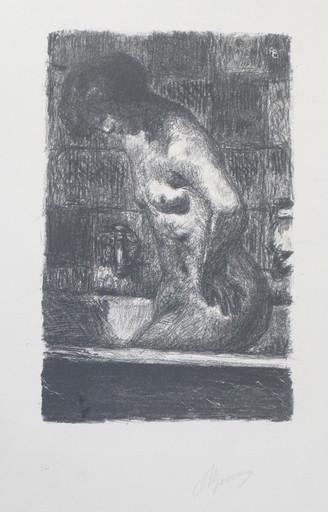 皮埃尔•勃纳尔 - 版画 - *The Bathers