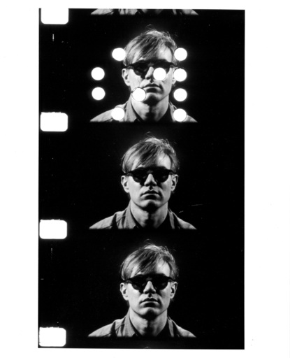 Gérard MALANGA - Photography - Warhol portrait of the artist as a young man (2nd sequence)