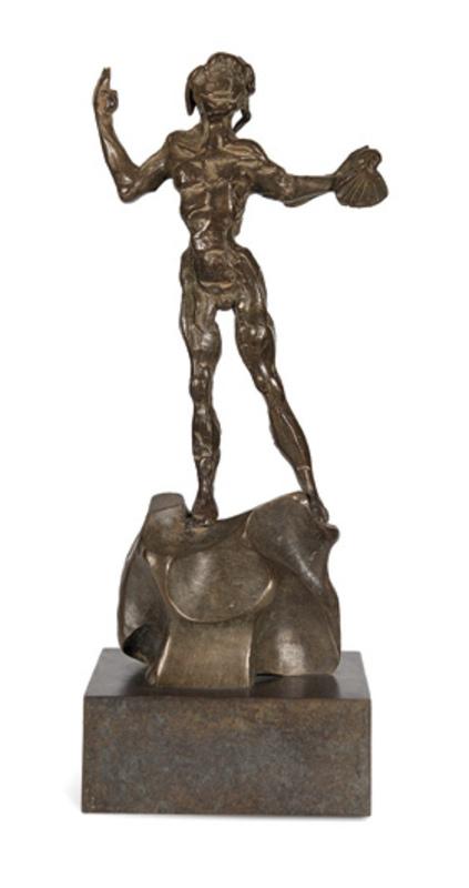 萨尔瓦多·达利 - 雕塑 - Saint John The Baptist