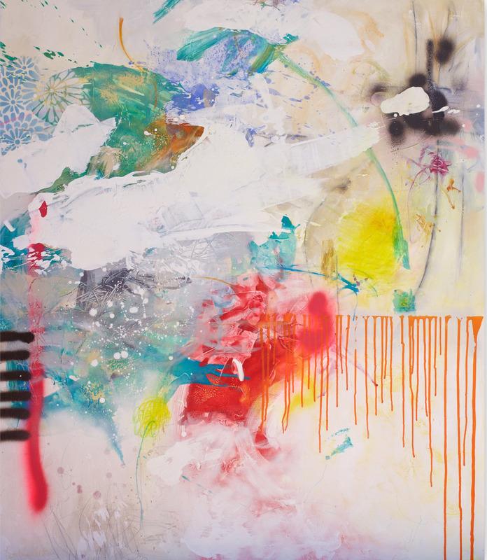 Carolina ALOTUS - Painting - Pretty little thing