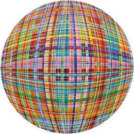 JEREMICA - Peinture - The Ball