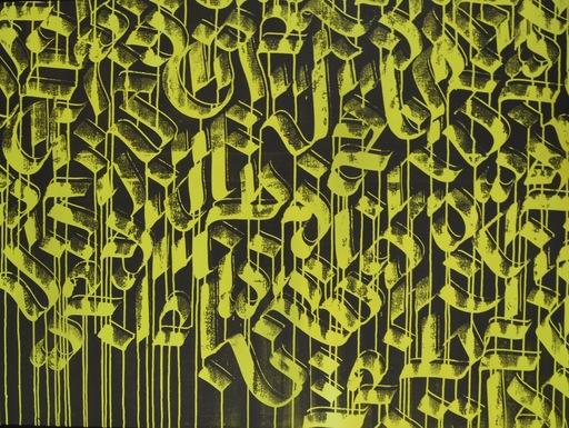 SHOOF - Pintura - SANS TITRE