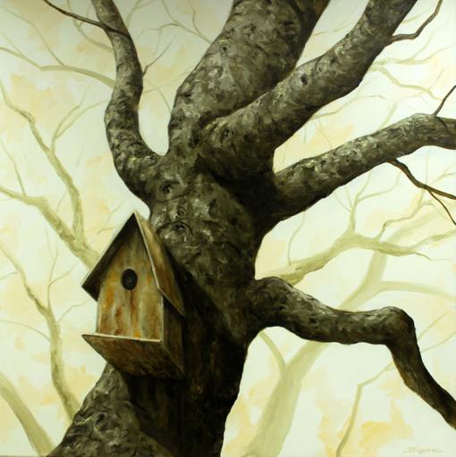 Julio FIGUEROA BELTRAN - Peinture - Far from Your Eyes