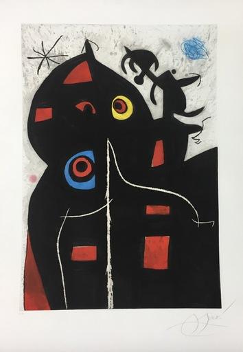 Joan MIRO - Print-Multiple - Pantagruel