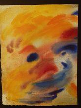 Jean MIOTTE - Painting - Le Visage