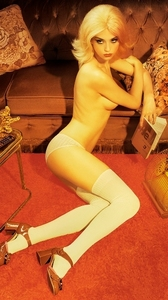 Miles ALDRIDGE - Estampe-Multiple - On Harland Miller Mod.3