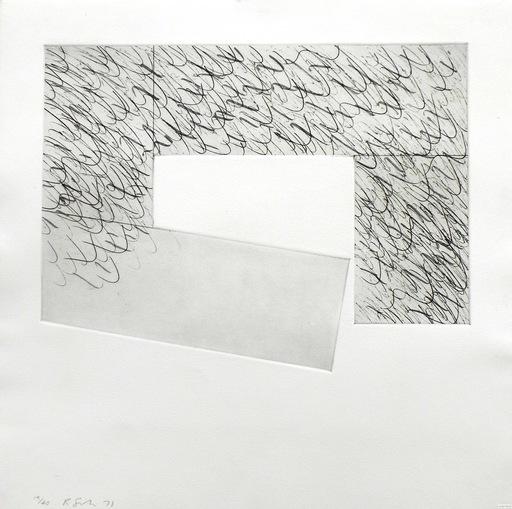 理查德·史密斯 - 版画 - proscenium vii