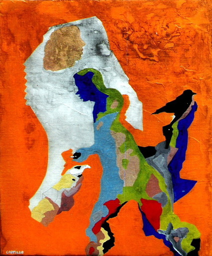 Jorge CASTILLO - Pintura - figura