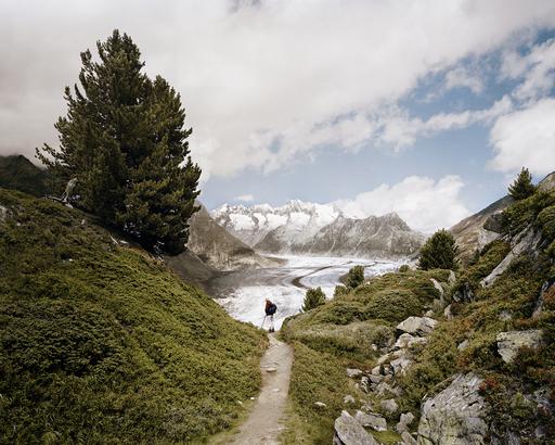 Jürgen NEFZGER - Photography - Glacier d'Aletsch , Suisse, 2006