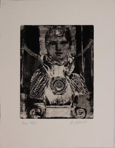 Mario CALANDRI - Print-Multiple - Teca