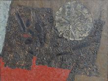 René Charles ACHT - Pintura - Tachisme