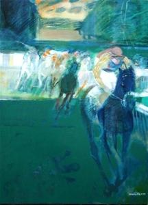 Paul AMBILLE - Pintura - Le virage