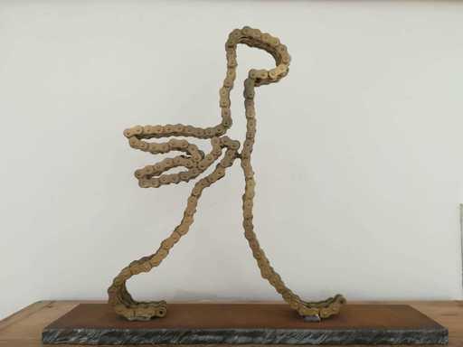 Philippe LELEU - Sculpture-Volume - Speedithèque