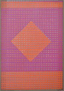 Alberto BIASI - Pittura - Allineamenti ottico-dinamici