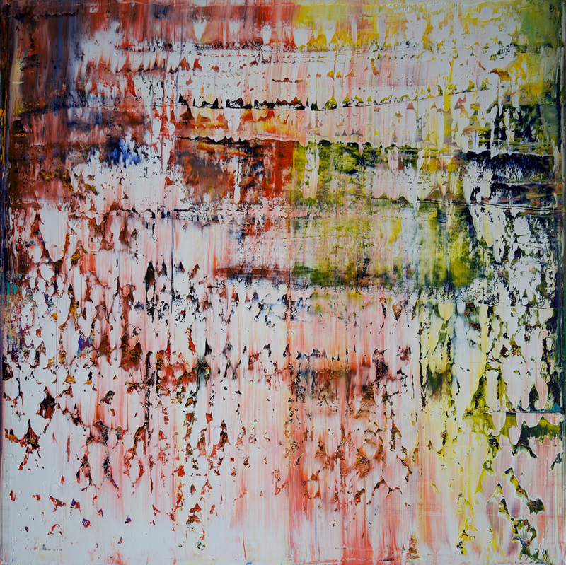 Harry James MOODY - Painting - abstract No.419