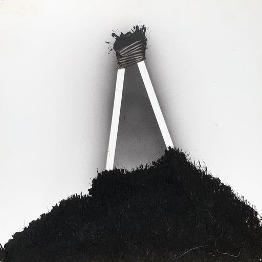 Emilio SCANAVINO - Gemälde - Senza titolo