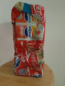 CÉSAR - Sculpture-Volume - Coca Cola