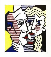 Roy LICHTENSTEIN (1923-1997) - THE COUPLE