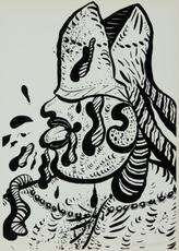 MARYAN - 版画 - La Nueva Figracion